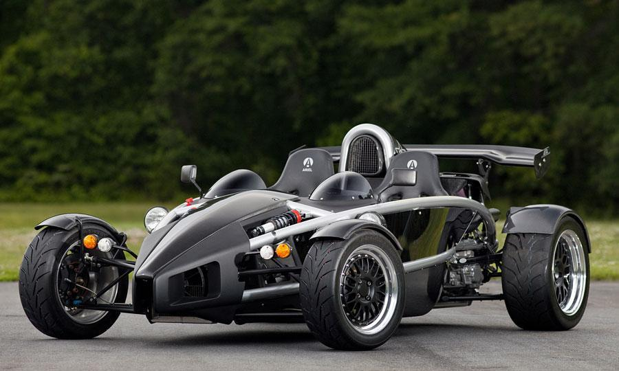 Ariel Atom 700 2013 Ariel Atom 700 means Speed