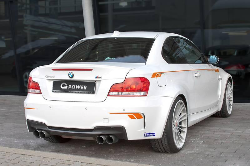 BMW 1M Coupe by G Power 3 2013 BMW 1M Coupe   Attractive and Fuel Economic