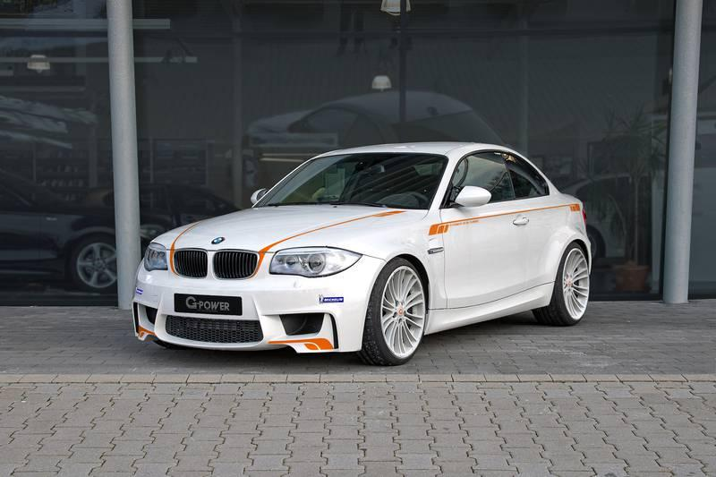 BMW 1M Coupe by G Power 2013 BMW 1M Coupe   Attractive and Fuel Economic
