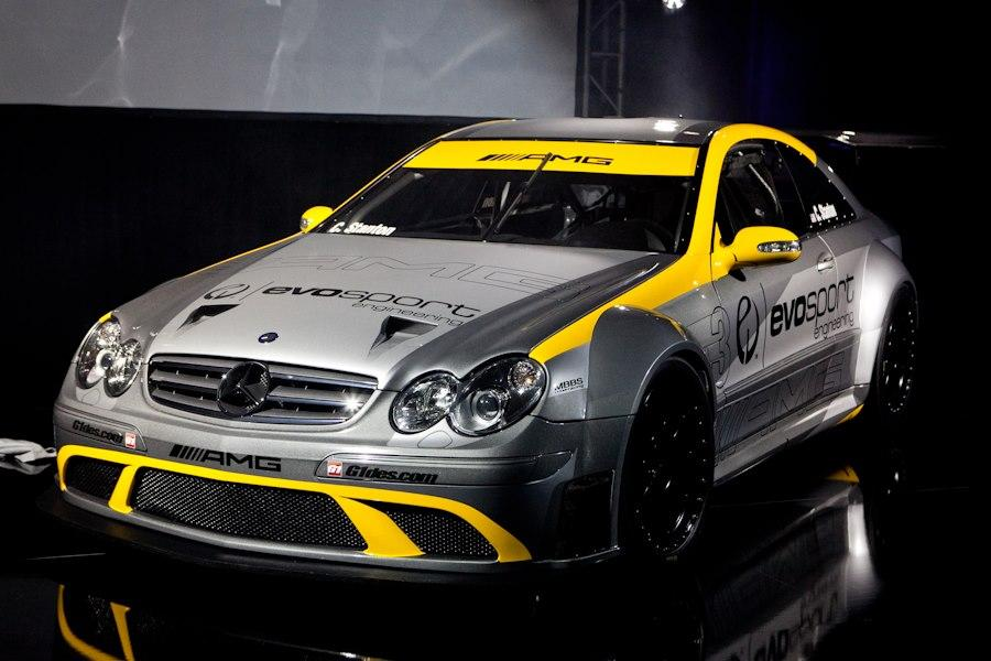 MBBS Evosport Mercedes CLK 63 AMG Black Series 2013 MBBS Evosport Mercedes CLK 63 AMG Black Series is all set for the race track