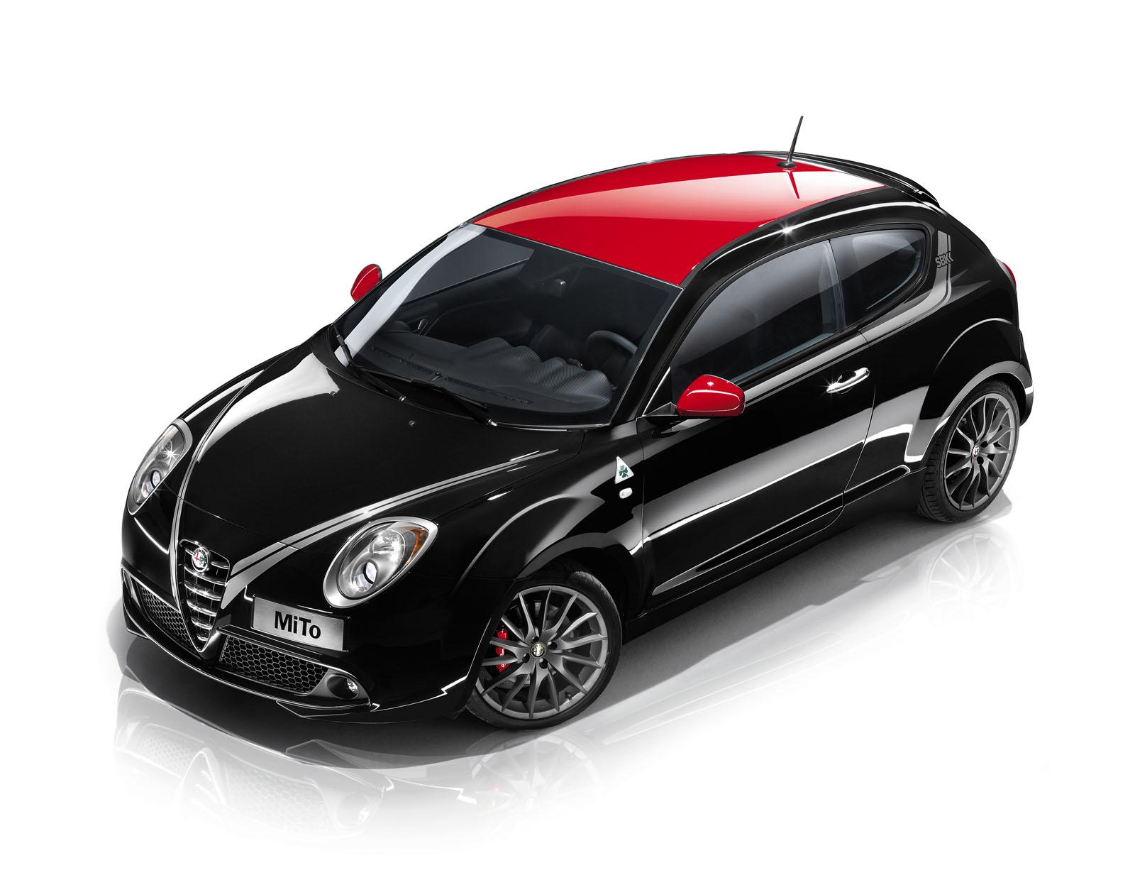 2013 Alfa Romeo MiTo SBK Limited Edition Alfa Romeo plans to launch 2013 MiTo SBK Limited Edition at Paris motor show