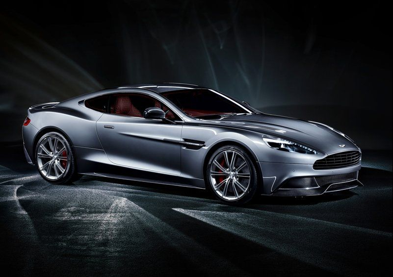 2013 Aston Martin AM 310 Vanquish 2013 Aston Martin AM 310 Vanquish to secure its automaker's place among the top brands!