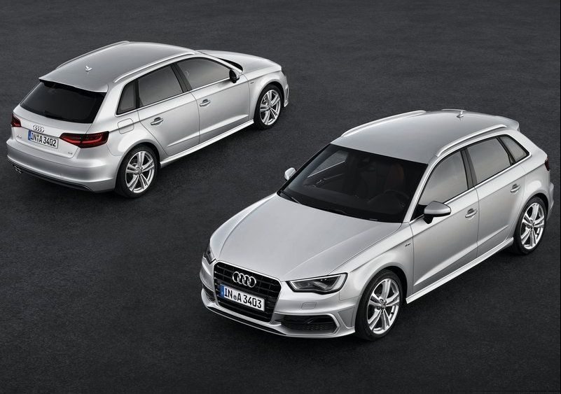 2013 Audi A3 Sportback S Line 4 2013 Audi A3 Sportback S Line to be launched at the Paris Motor Show