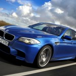 2013 BMW M5 US-Version