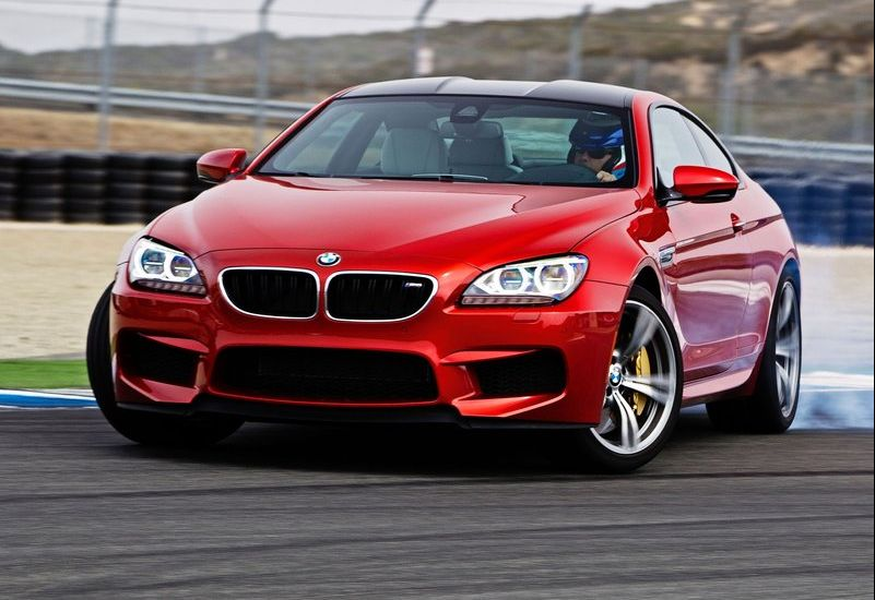 2013 BMW M6 Coupe US Version 1 2013 BMW M6 Coupe US Version   A Review