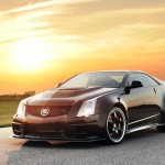 2013 Cadillac VR1200 Twin Turbo Coupe