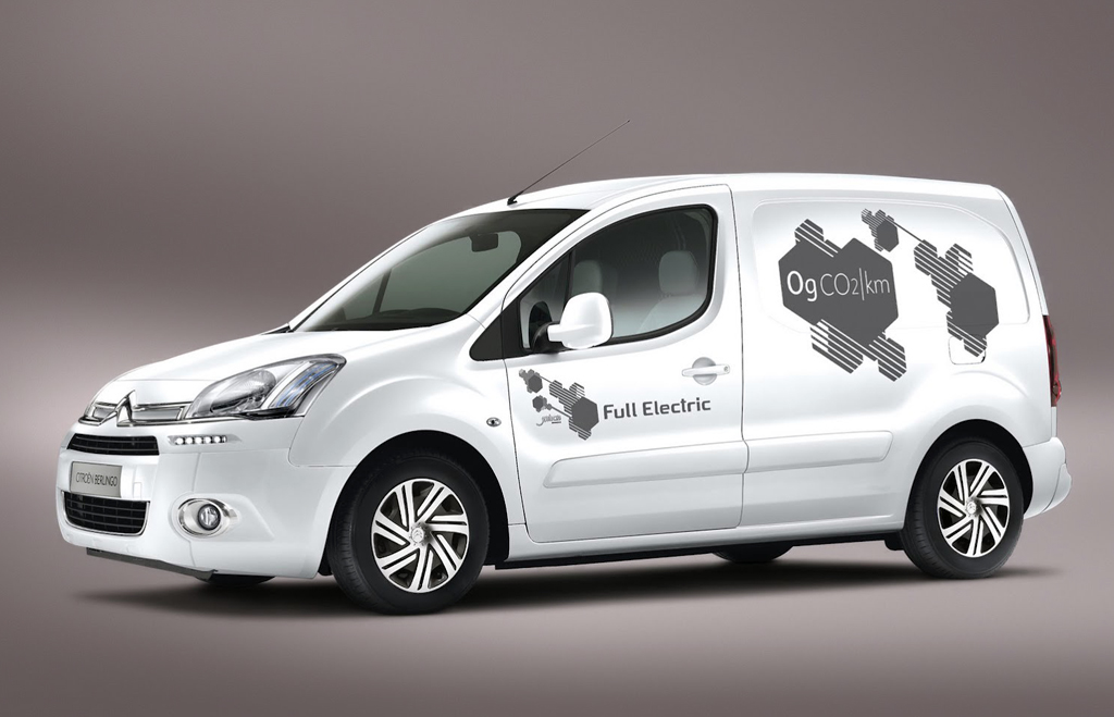 2013 Citroen Electric Berlingo New Citroen Electric Berlingo is a commercial car that will make its mark in 2013