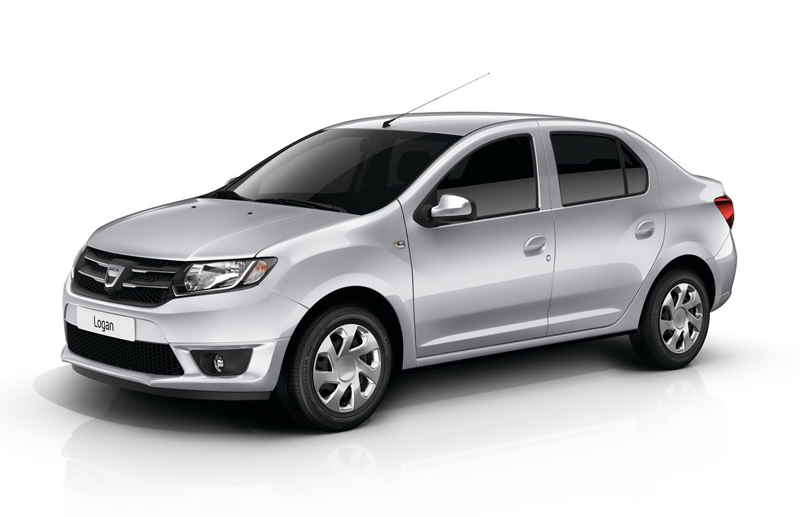 2013 Dacia Logan Sedan Details of 2013 Dacia Logan Sedan leaked
