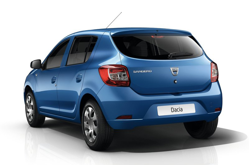 2013 Dacia Sandero 1 Dacia Sandero 2013 priced at £7k