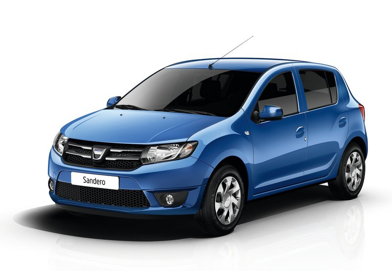 2013 Dacia Sandero Dacia Sandero 2013 priced at £7k