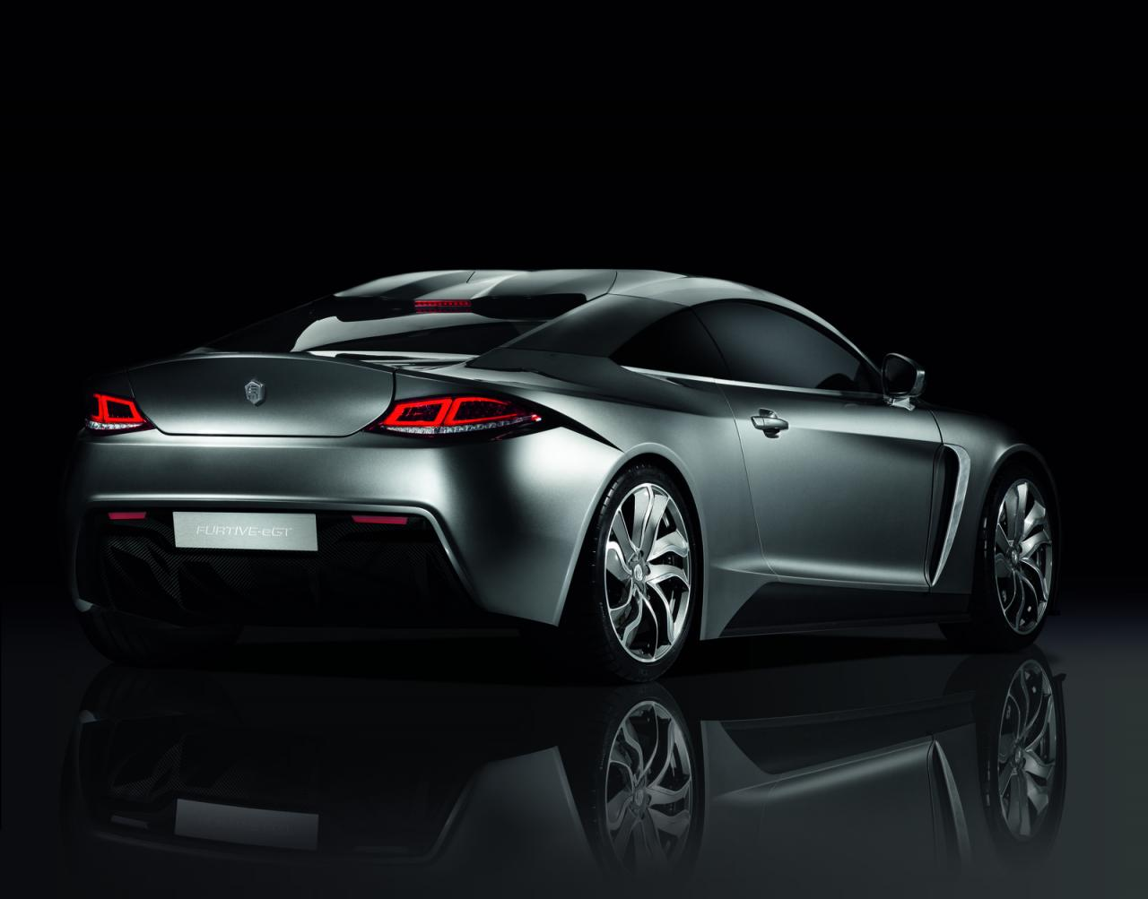 2013 Exagon Furtive eGT 2 Exagon Motors unveils the production version of the 2013 Furtive eGT