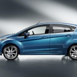 2013 Ford Fiesta Facelift (1)