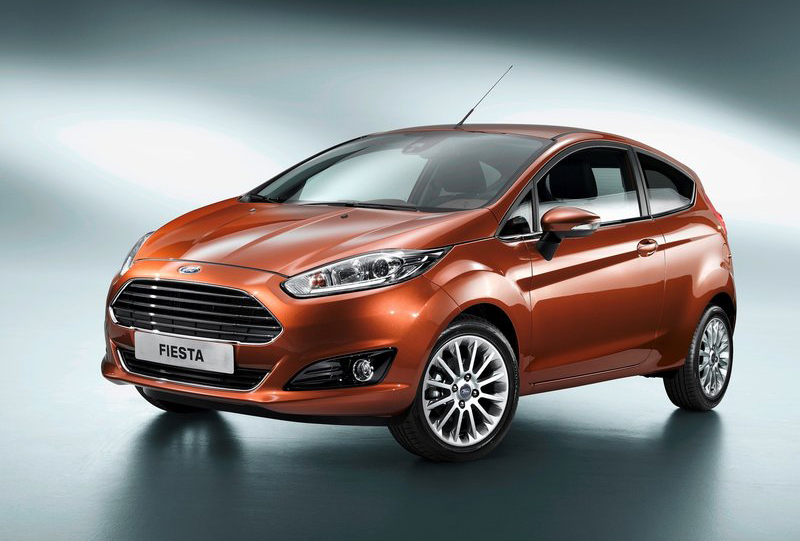 2013 Ford Fiesta 2013 Ford Fiesta packs in all the latest in technology!