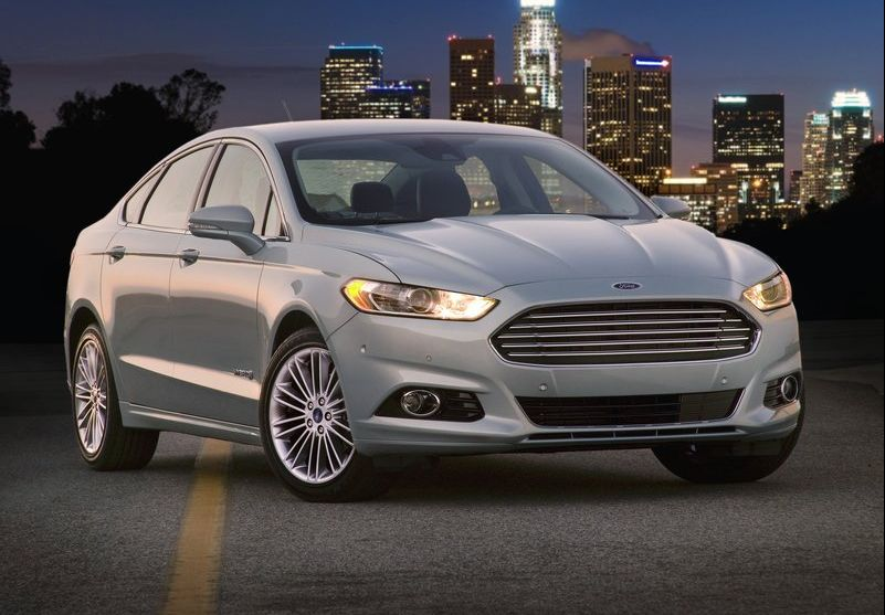 2013 Ford Fusion Hybrid The all–new 2013 Ford Fusion Hybrid to be launched at the Paris Motor Show
