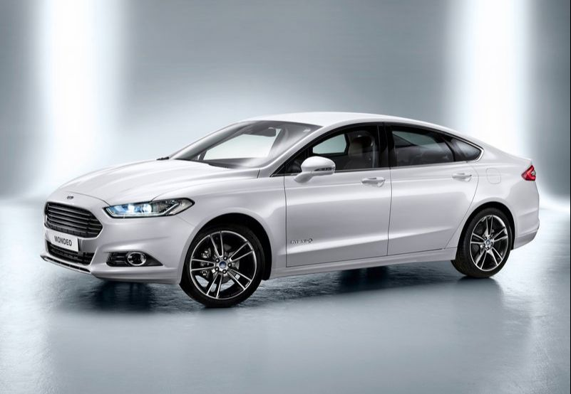 2013 Ford Mondeo 11 2013 Ford Mondeo   A Review