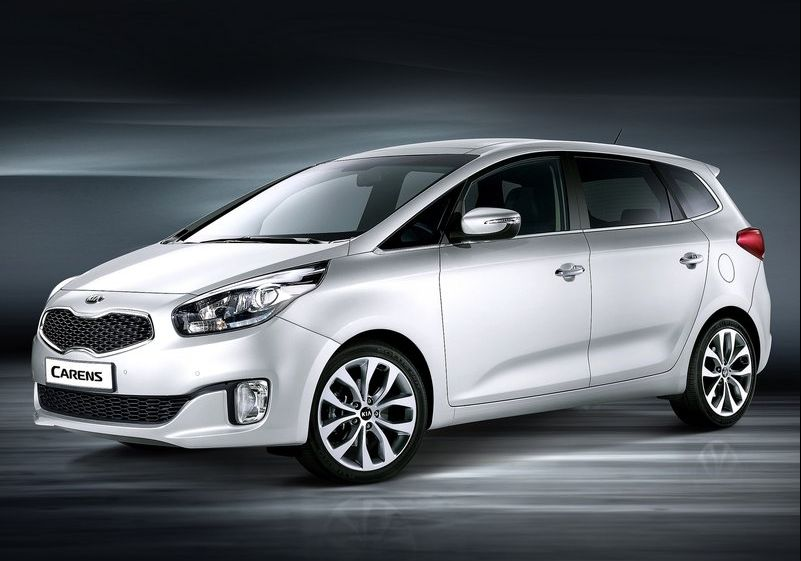 2013 Kia Carens 2013 Kia Carens to be debut at the Paris Motor Show