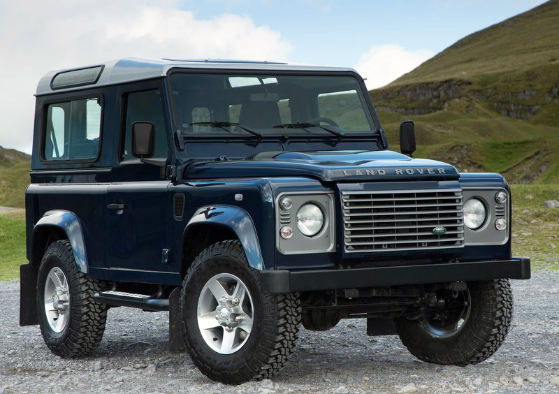 2013 Land Rover Defender 2 2013 Land Rover Defender provides all choices to customers to revamp it the way they want