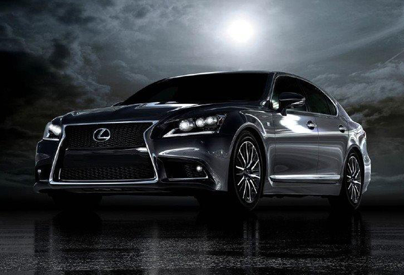 2013 Lexus LS 460 F Sport Lexus geared up to present 2013 LS 460 F Sport