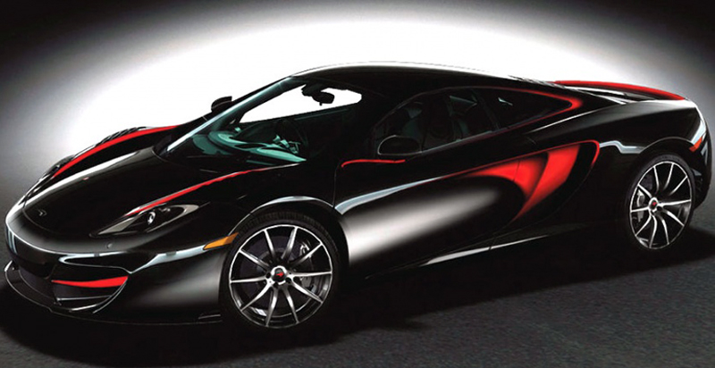 2013 McLaren MP4 12C SGP Edition McLaren to unveil its limited McLaren MP4 12C SGP Edition at the Singapore Grand Prix