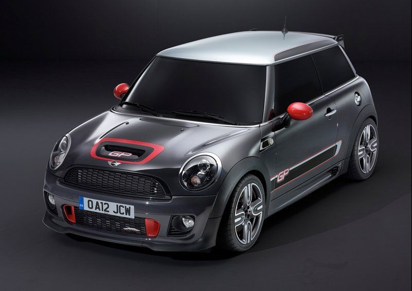2013 Mini John Cooper Works GP 1 2013 Mini John Cooper Works GP leaves behind its precursor with its speed