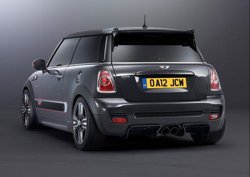 2013 Mini John Cooper Works GP 3 2013 Mini John Cooper Works GP leaves behind its precursor with its speed