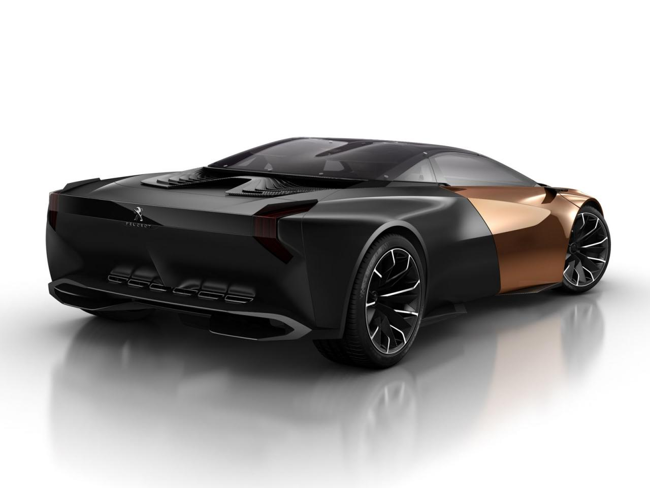 2013 Peugeot Onyx Concept 1 The leaked pictures of the 2013 Peugeot Onyx Concept give us an insight into the model