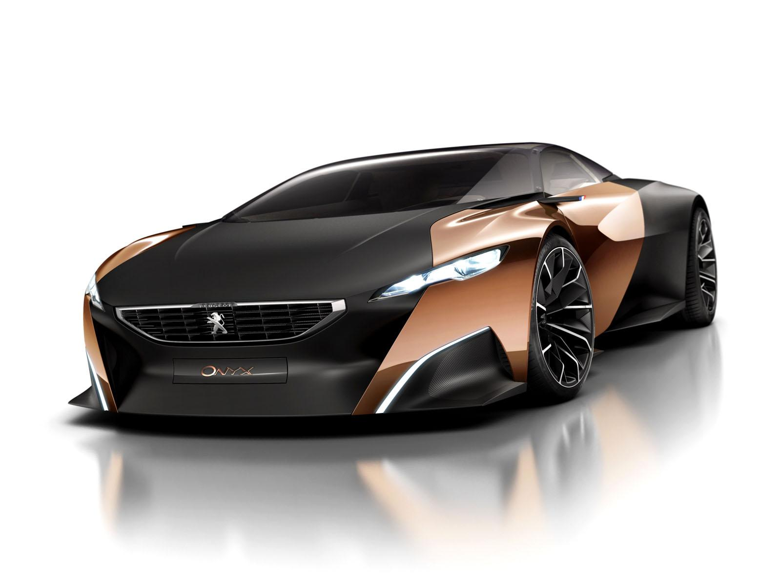 2013 Peugeot Onyx Concept The leaked pictures of the 2013 Peugeot Onyx Concept give us an insight into the model