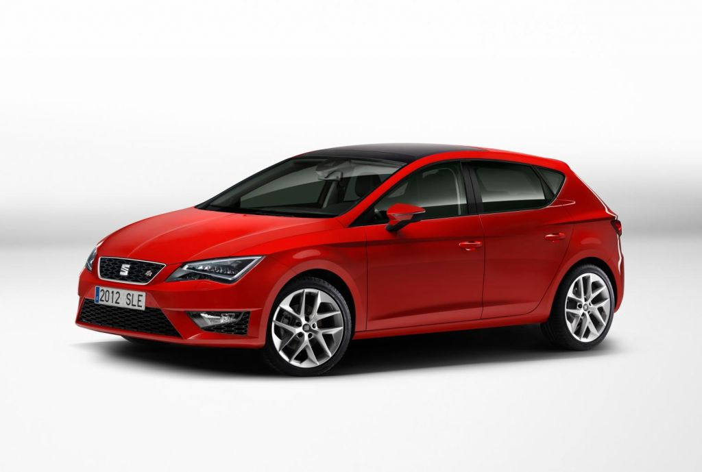 2013 Seat Leon The all new 2013 Seat Leon unveiled