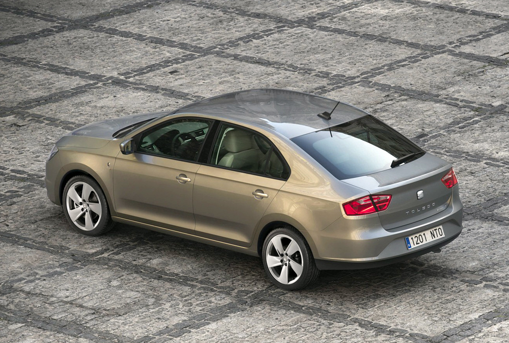 2013 Seat Toledo Sedan 2 2013 Seat Toledo is packed with the finest features