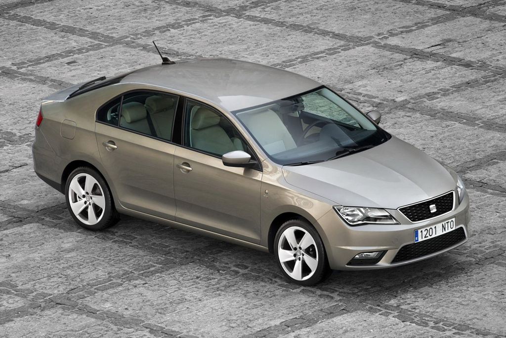 2013 Seat Toledo Sedan 2013 Seat Toledo is packed with the finest features