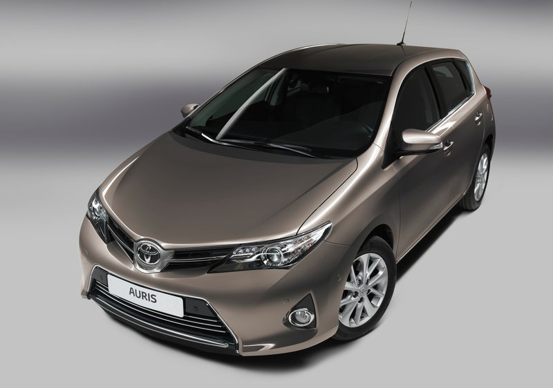 2013 Toyota Auris 2 All new Toyota Auris to debut at the 2012 Paris motor Show