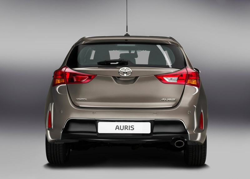 2013 Toyota Auris 4 All new Toyota Auris to debut at the 2012 Paris motor Show
