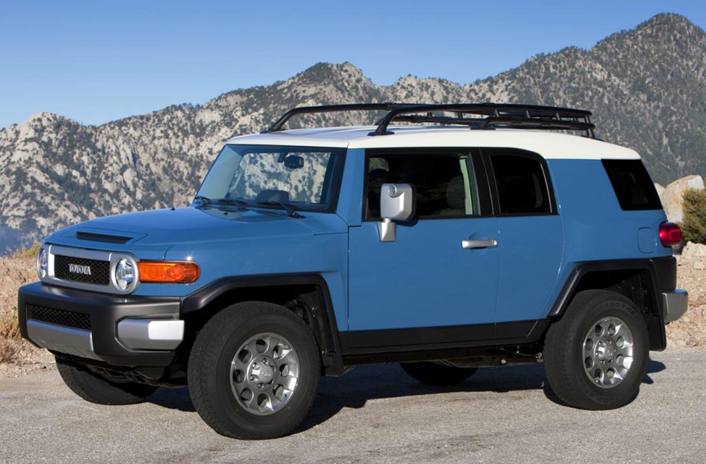 2013 Toyota FJ Cruiser 2013 Toyota FJ Cruiser Trail all set to get revamped