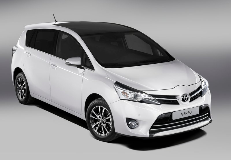 2013 Toyota Verso MPV 2013 Toyota Verso MPV to be launched at the Paris Motor Show