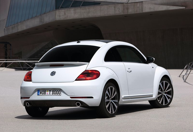 2013 Volkswagen Beetle R Line 2 2013 Volkswagen Beetle R Line   A Car Review