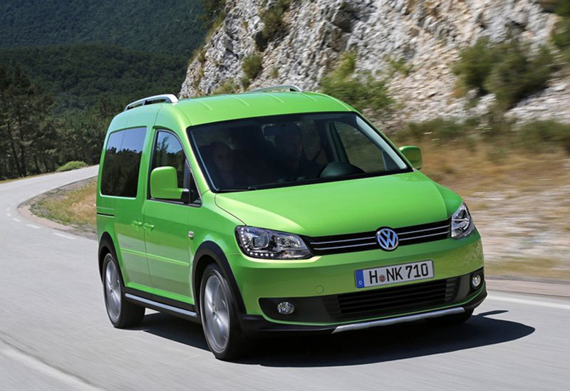 2013 Volkswagen Caddy Cross 2013 Volkswagen Caddy Cross makes debut at the IAA Commercial Vehicles show