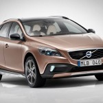 2013 Volvo V40 Cross Country (1)