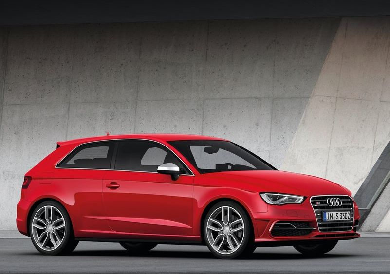 2014 Audi S3 1 Make way for the third generation 2014 Audi S3