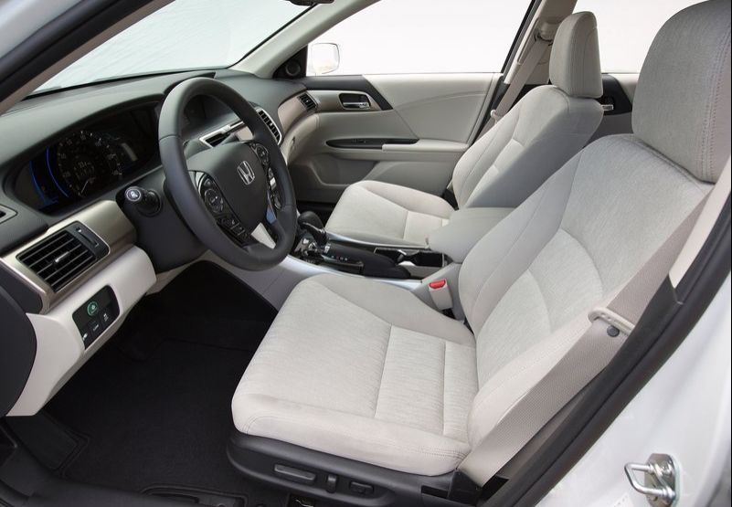 2014 Honda Accord PHEV 6 2014 Honda Accord PHEV   is the best among all fuel saving Sedan