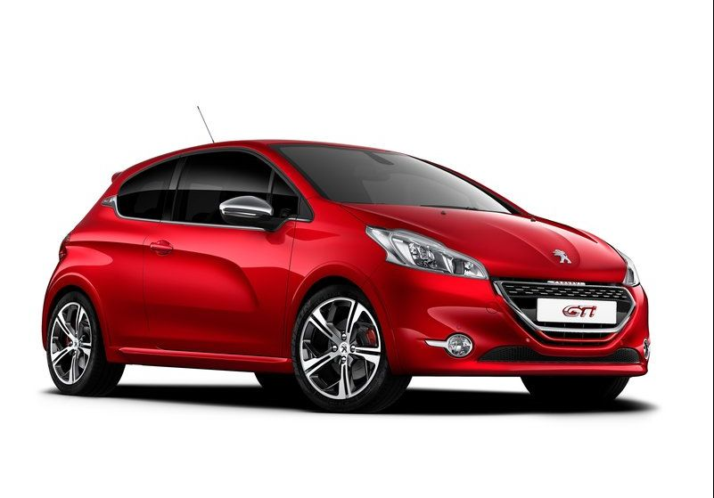 2014 Peugeot 208 GTi 2014 Peugeot 208 GTi is a sports car that is powerful yet safe