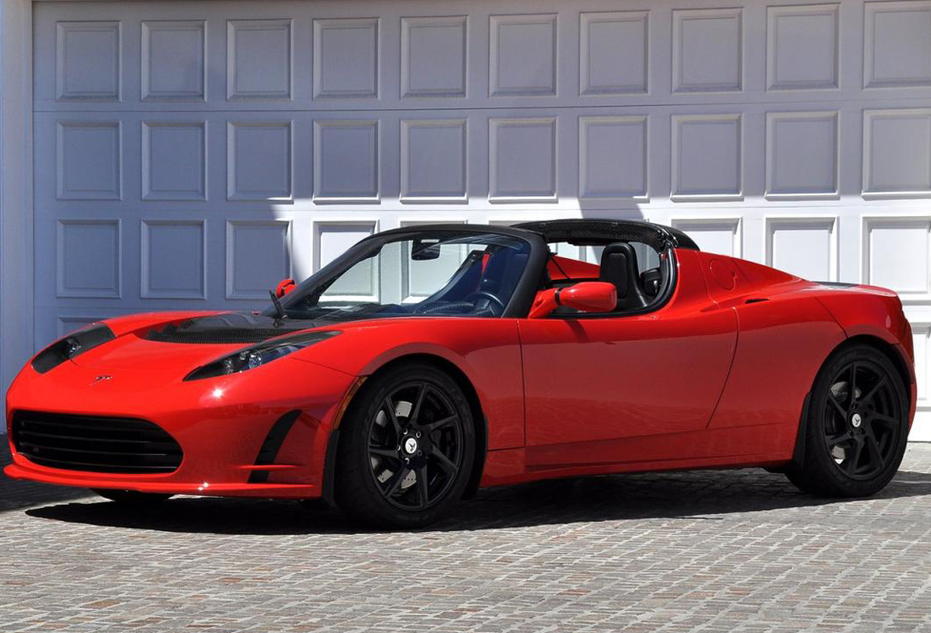 2016 Tesla Roadster 2.5 Tesla to Gift Super Car  No Specific Release Date Declared
