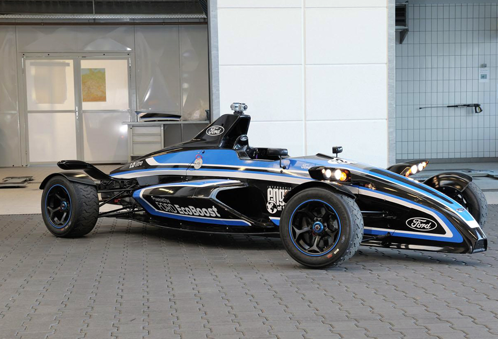Street legal Formula Ford 1 2013 'Street legal Formula Ford' to give stiff competition to other super cars