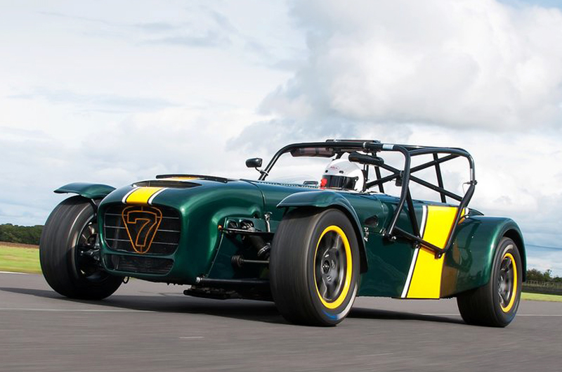 2013 Caterham R600 Superlight Caterham launches the 2013 R600 Superlight Sports Car