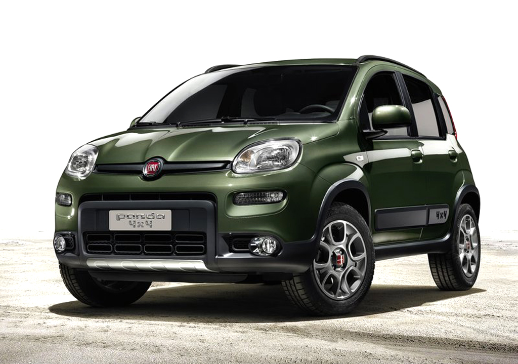 2013 Fiat Panda 4x4 The latest on the block '2013 Fiat Panda 4x4'
