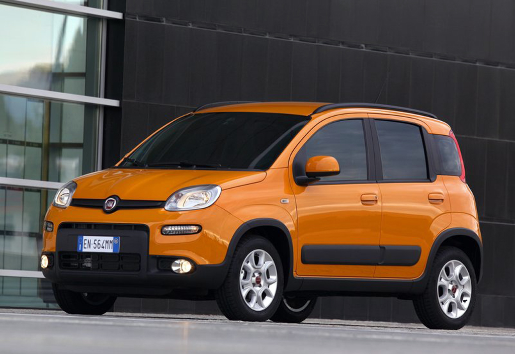 2013 fiat panda trekking an all rounder. Black Bedroom Furniture Sets. Home Design Ideas