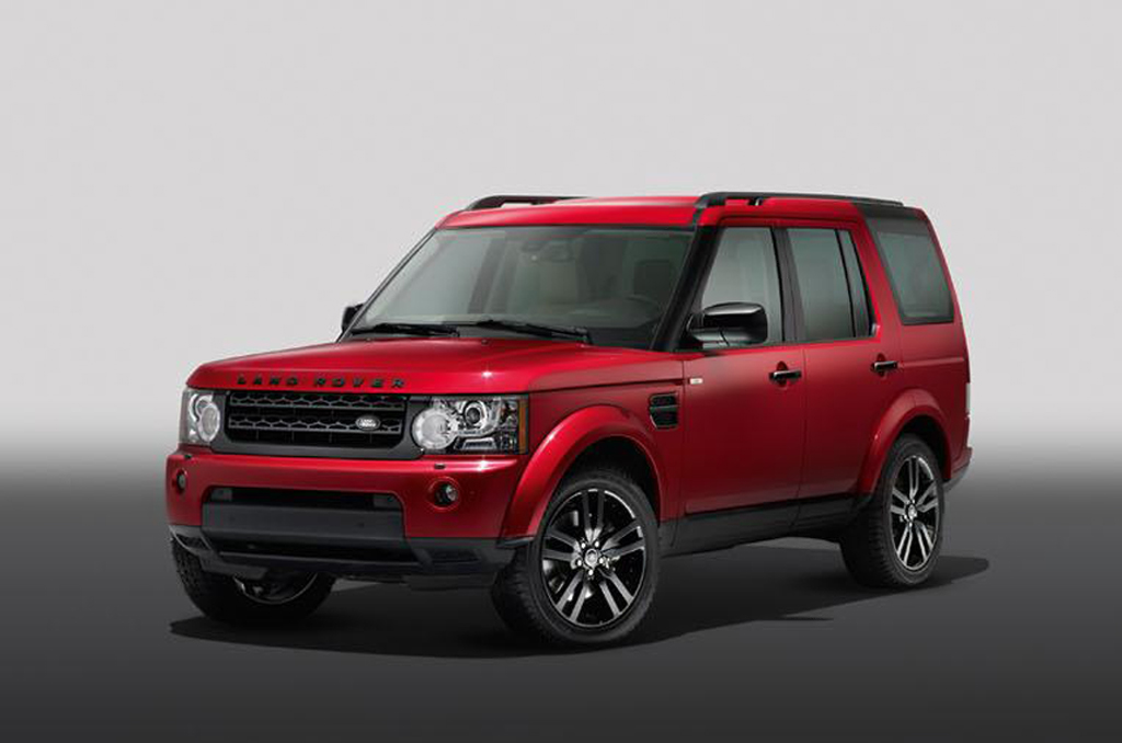 2013 land rover lr4 discovery 4 unveiled by land rover. Black Bedroom Furniture Sets. Home Design Ideas
