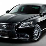 2013 Lexus LS 460 F SPORT with TRD