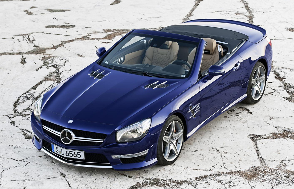 2013 Mercedes Benz SL 65 AMG 2013 Mercedes Benz SL 65 AMG soon to be distributed