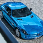 2013 Mercedes-Benz SLS AMG Electric Drive Coupe (1)