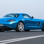2013 Mercedes-Benz SLS AMG Electric Drive Coupe (3)